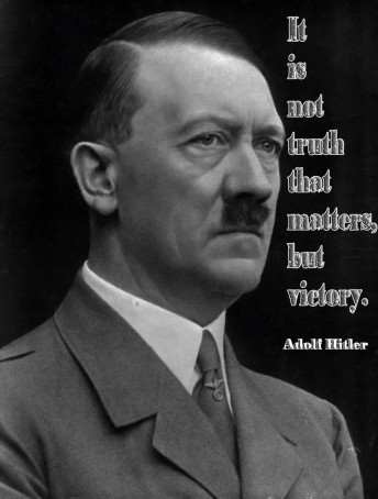 victory quotes by adolf hitler