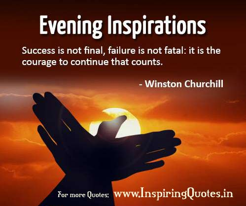 Good Evening Quotes Images