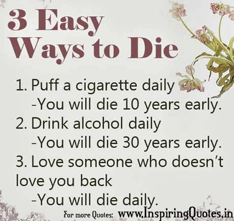 Death Inspirationl Quotes and Thought Images Wallpapers