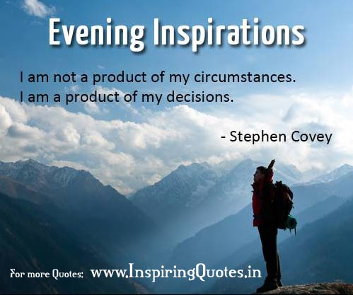 Evening Inspirational Thoughts Quotes Images Wallpapers Photos