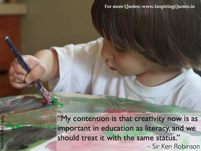 Creative Literacy School Quotes Thoughts Images Wallpapers Pictures