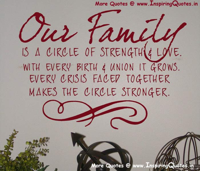 Quotes on Family Problems - Inspiring Quotes - Inspirational ...