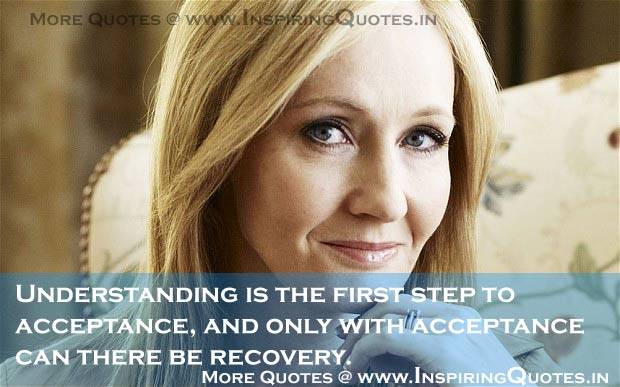 J.K. Rowling Quotes, Famous JK Rowling Sayings Best Thoughts