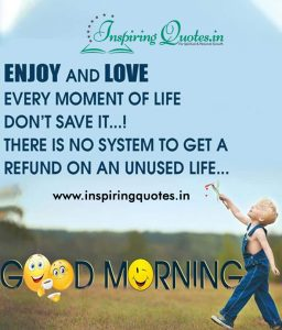 Good Morning Quotes For Everyday