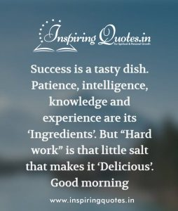 Morning Wishes Images for Success